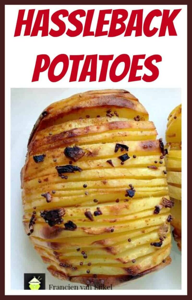 Hassleback Potatoes 2