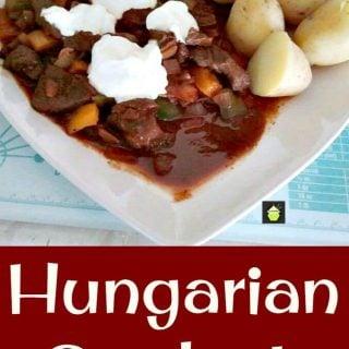 Philippa's Hungarian Goulash
