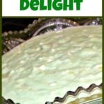 Go Retro with this Lime Jello Delight. It's a wonderful easy chilled dessert, filled with pineapples and other goodies!