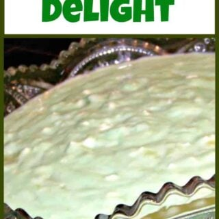 Lime Jello Delight