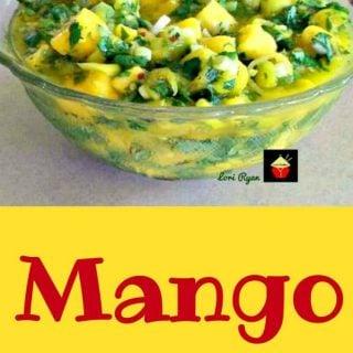 Lori's Mango Salsa