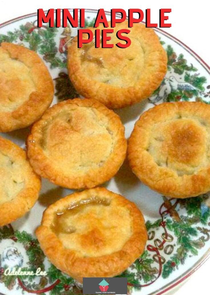 Mini Apple PiesH