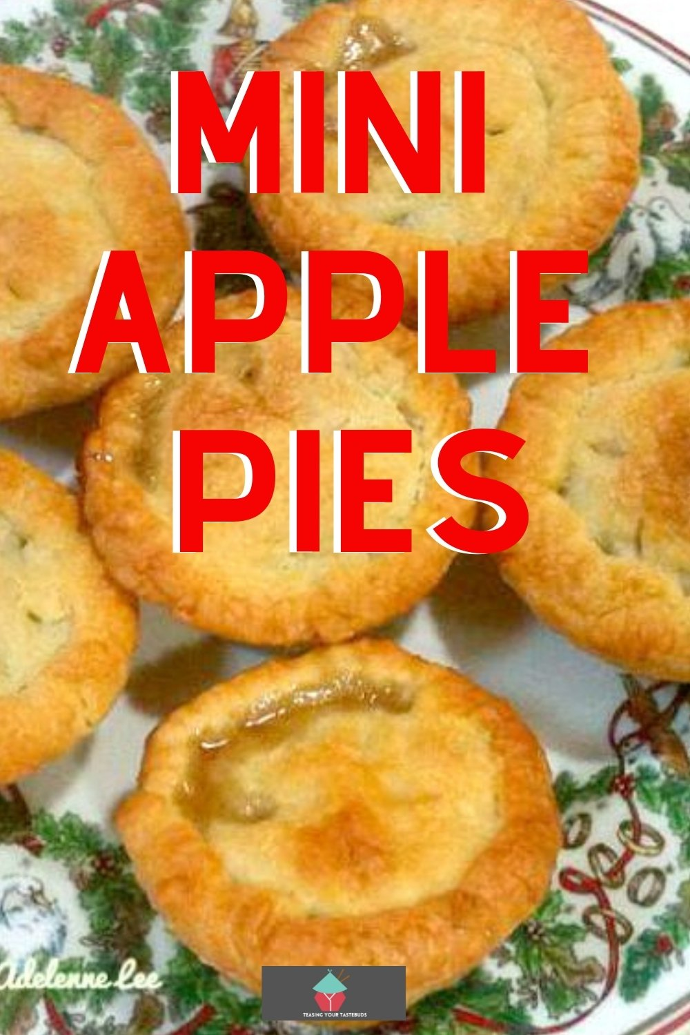 Mini Apple Pies. Easy mini apple pies are delicious homemade small pies with a made from scratch apple filling and a simple pastry case. Ideal for snacks, parties and freezer friendly