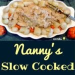 Nanny Pat's Slow Cooked Pork