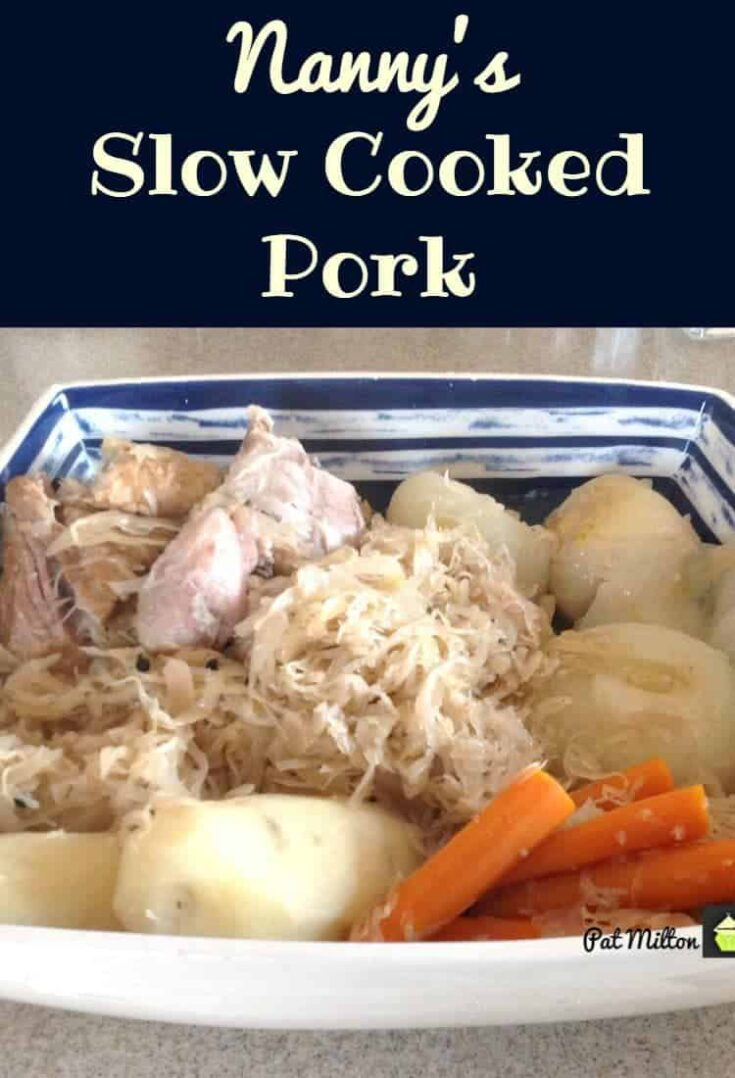 Nanny Pats Slow Cooked PorkD
