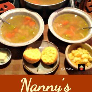 Nanny's Chicken Soup