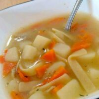 Chicken Noodle Soup. An easy and delicious recipe full of goodness!
