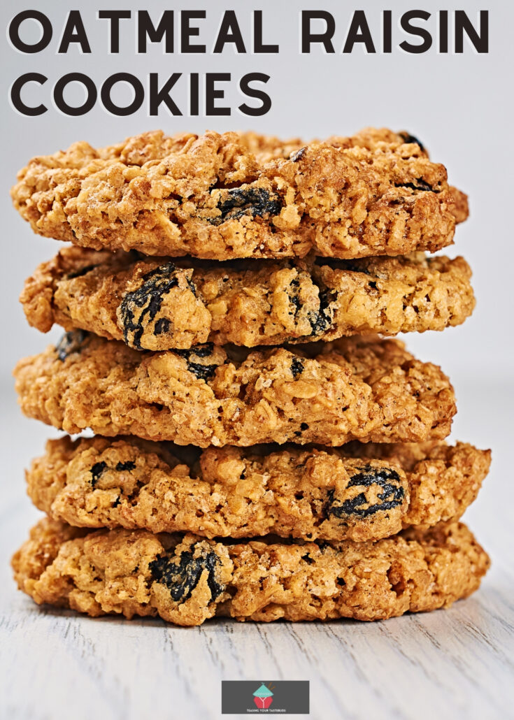 Oatmeal Raisin CookiesH