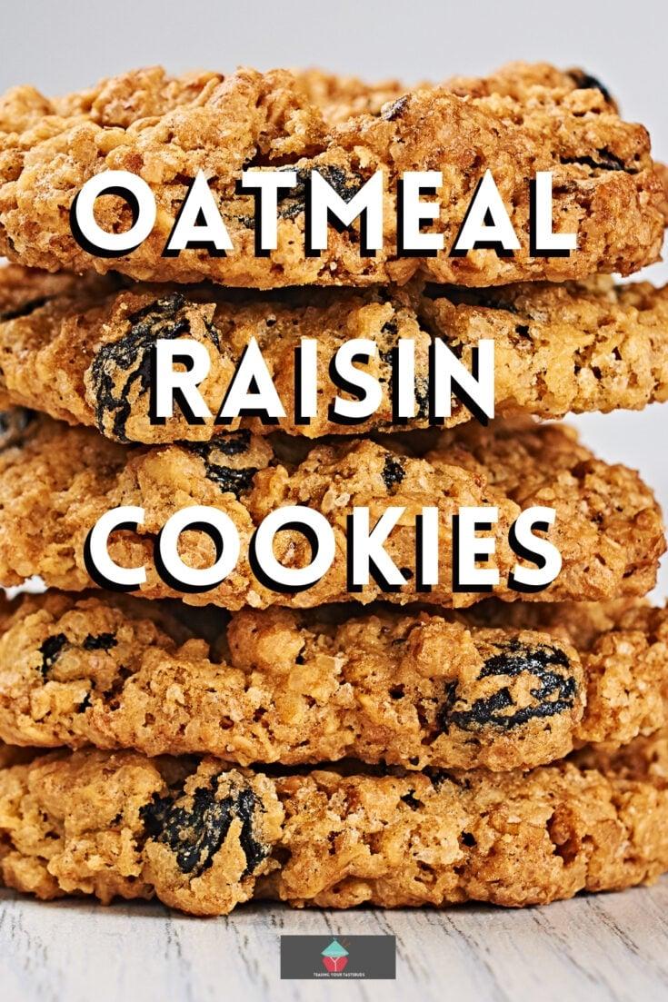 Oatmeal Raisin CookiesP1