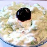 Pistachio Fluff! A great take on the 1970's dessert, Watergate Salad. The quickest and easiest recipe ever!