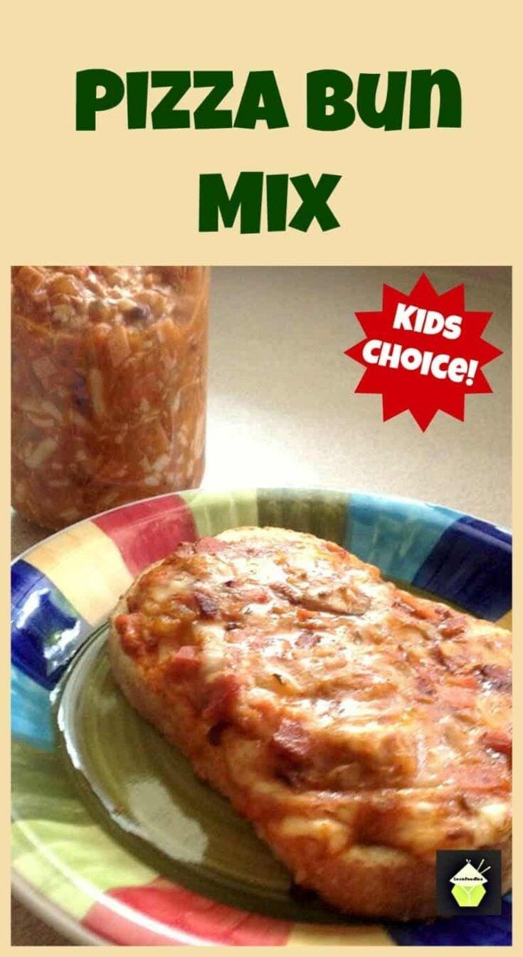 Pizza Bun Mix PTL