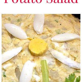 Cathy's Easy Potato Salad