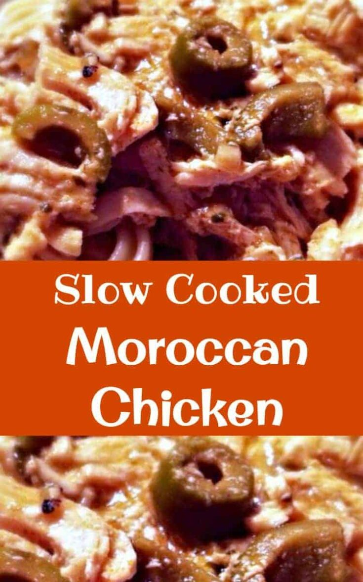Slow Cooked Moroccan Chicken 2