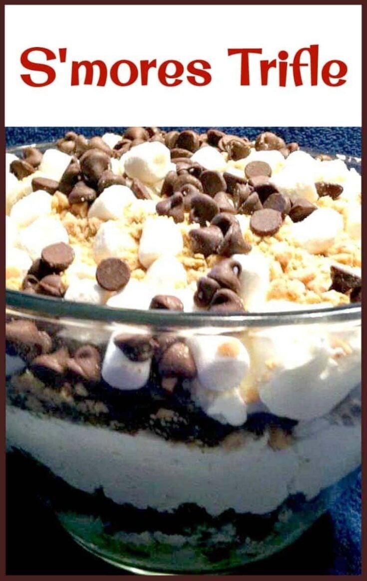 Smores Trifle3