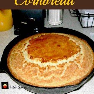 Vikki's Homemade Southern Gal Cornbread