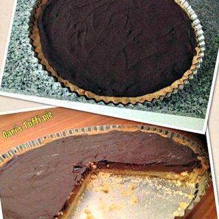 Cari's Toffee Pie
