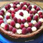 Triple Chocolate Cheesecake