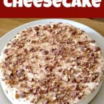 Whoppers Cheesecake