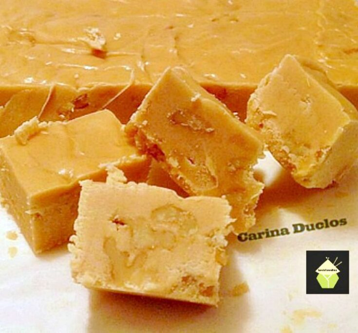 maple walnut fudge PT1