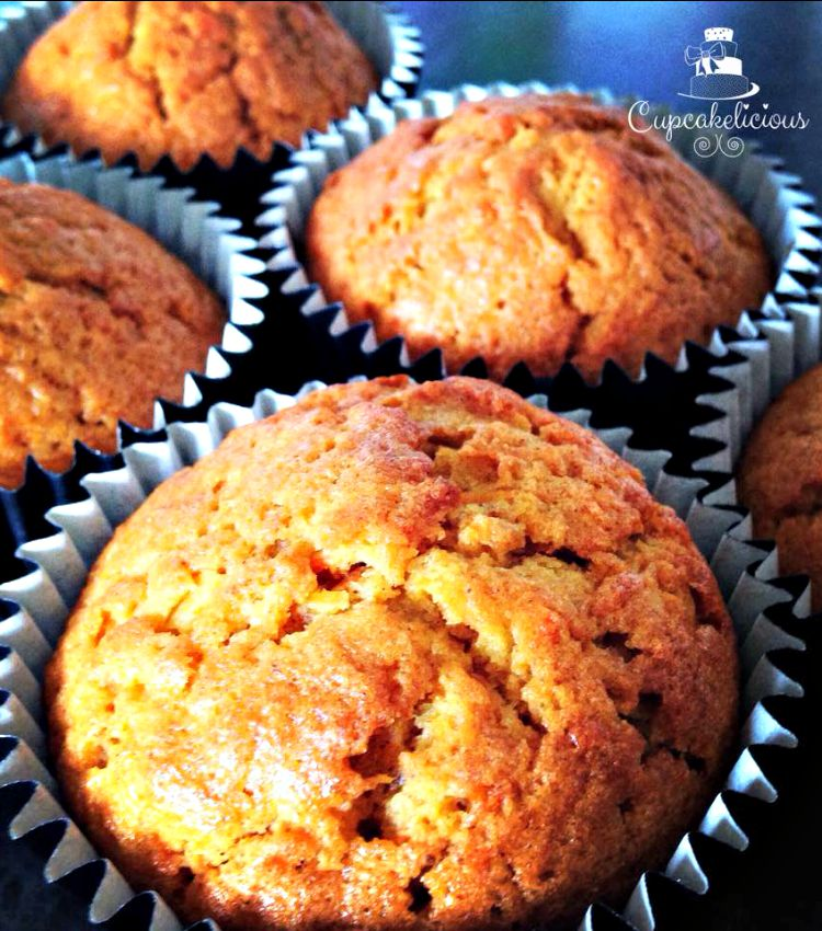 Perfect Carrot Cake, a wonderfully moist spiced cake with a delicious orange-flavored frosting. Make a cake or cupcakes. You choose! Easy recipe