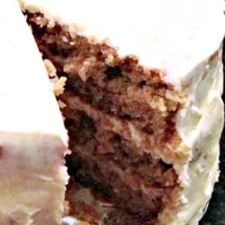 Ashleigh's Perfect Carrot Cake