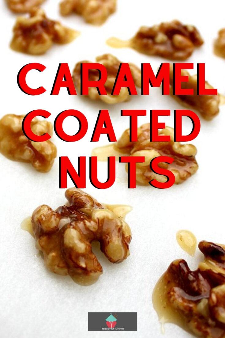 Caramel Coated NutsP1