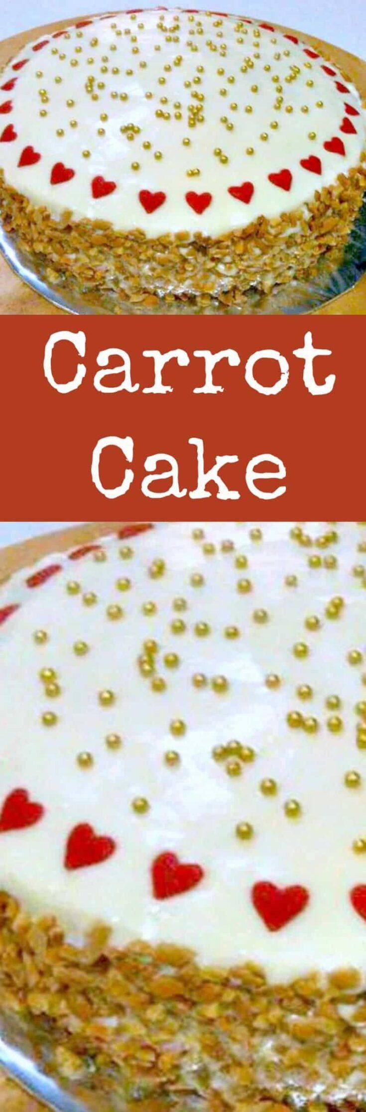 Carrot CakePTL