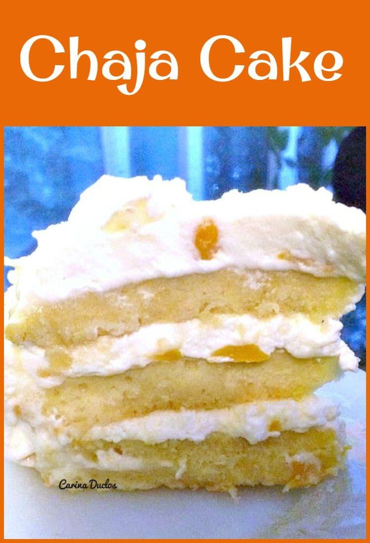 Celebration Chaja Cake - A jaw dropping cake of amazingness all the way from Uruguay!