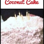 Celebration Coconut Cake