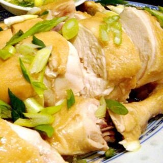 Chinese Drunken Soy Chicken