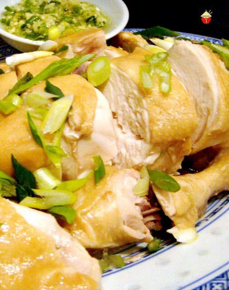 Chinese Drunken Soy Chicken 7