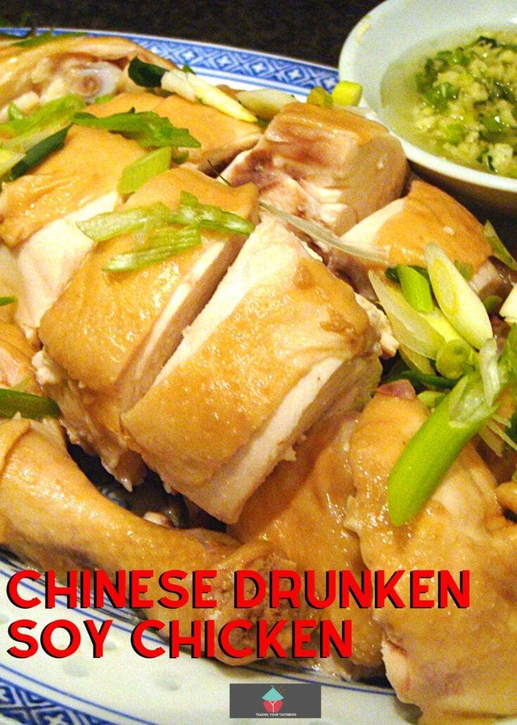 Chinese Drunken Soy ChickenH
