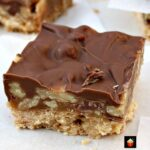 Chocolate Caramel Pecan Bars