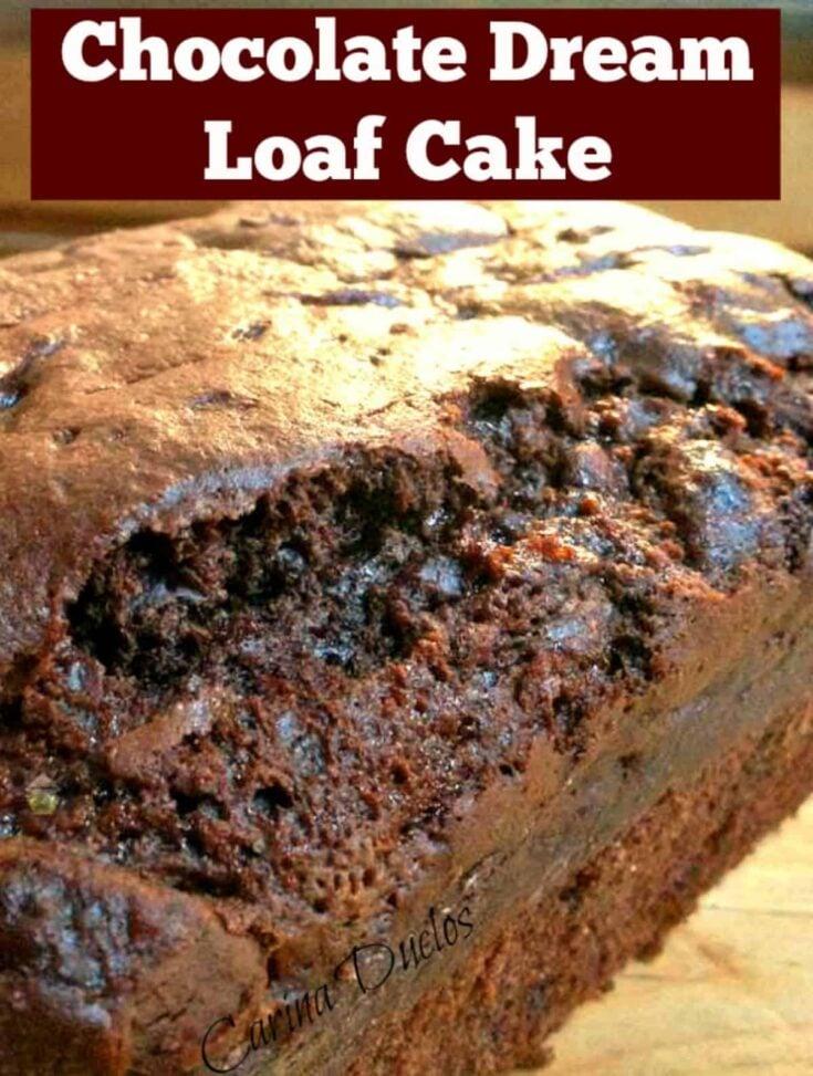Chocolate Dream Loaf 1a