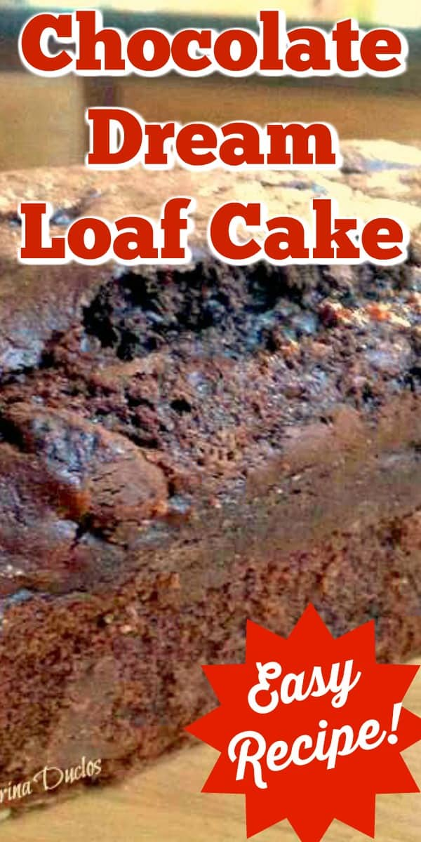 Rich, moist chocolate loaf cake with chocolate chips & cocoa for a delicious, decadent cake. Easy, simple recipe, great for breakfast, snacks, afternoon tea