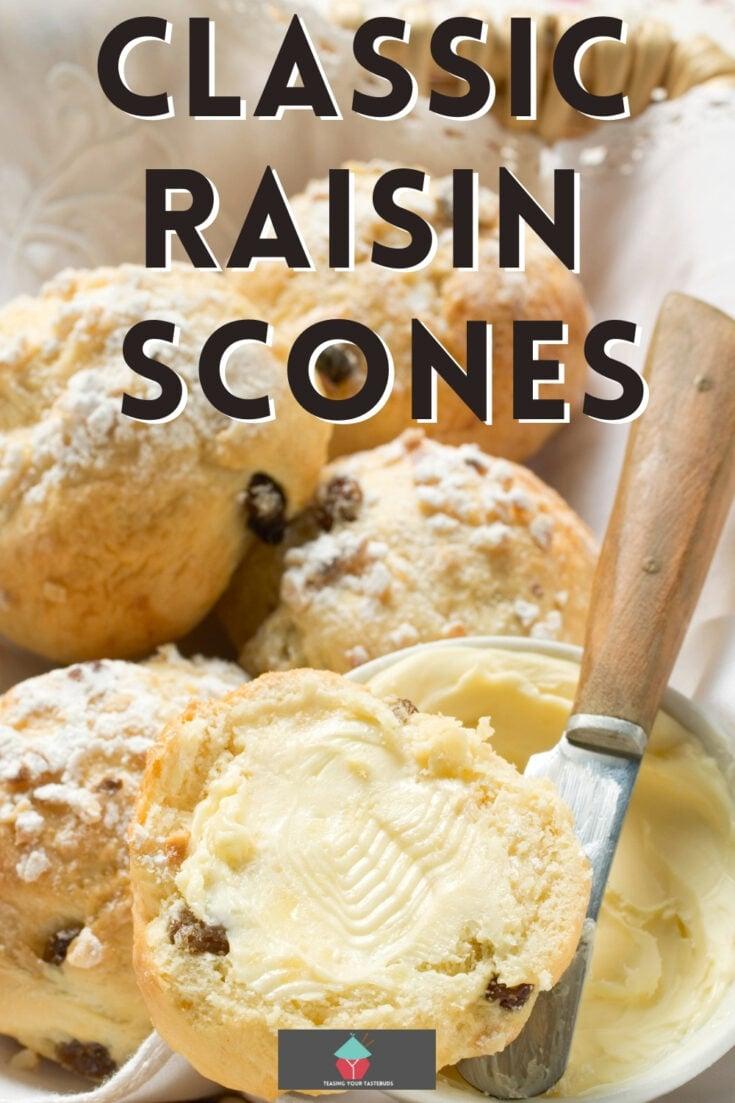 Classic Raisin SconesP2