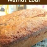 Coconut, Banana Walnut Loaf