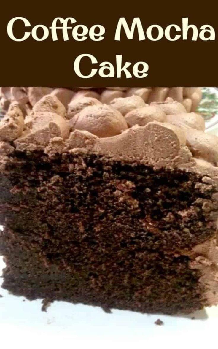 Coffee Mocha Cake3