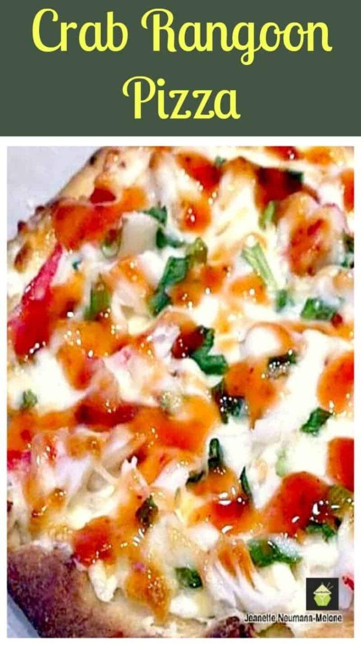 Crab Rangoon Pizza PTL