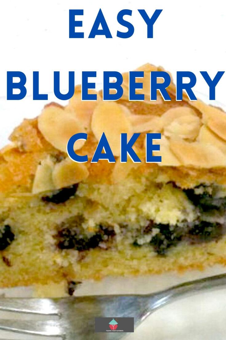 Easy Blueberry CakeP1