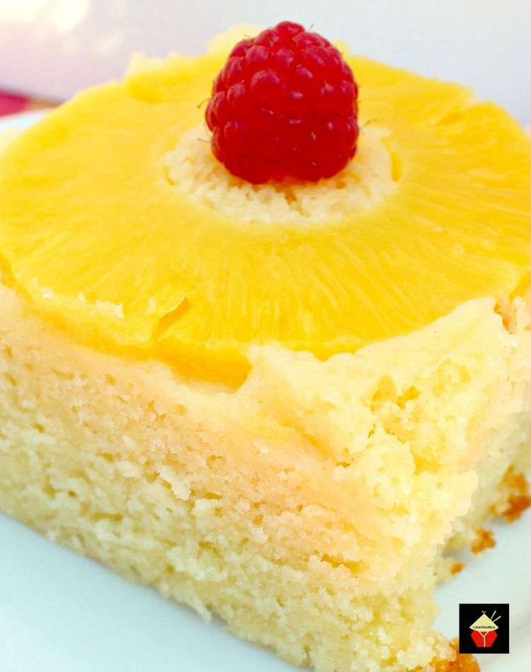 Pineapple Sunshine Cake Recipe From Scratch