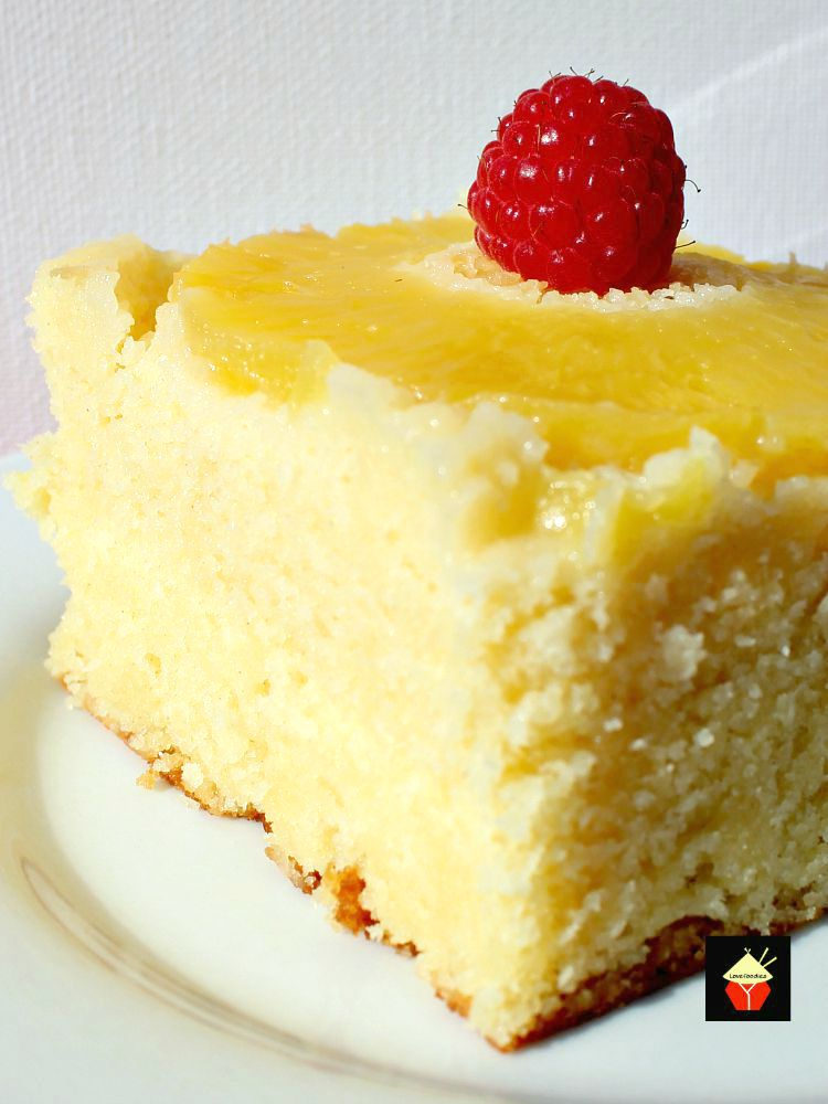 How To Make A Pineapple Upside Down Cake For