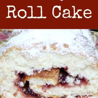 Easy Roll Cake