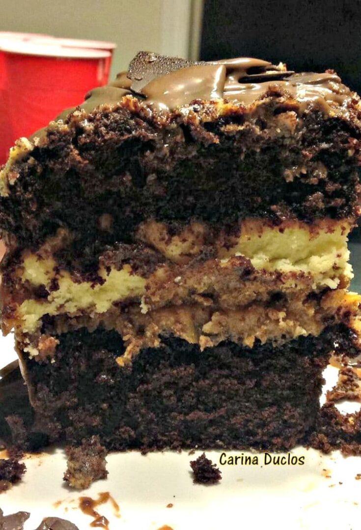 Heavenly Chocolate Cake 1