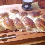 The Best Homemade Challah Bread ever! Soft and so delicious, braided Jewish bread with poppy and sesame seeds. Popular on Sabbath and Jewish holidays