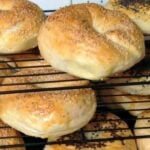Homemade Fresh Bagels