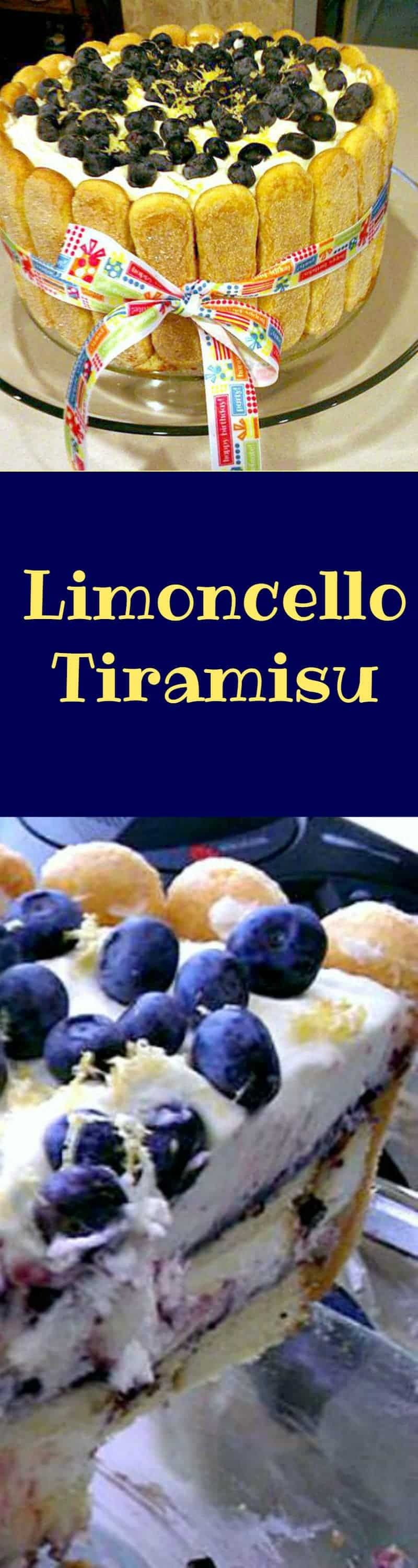 Limoncello Tiramisu. Come and see the wonderful flavors in this dessert and it's sure to make you smile! A great alternative to the famous coffee flavored tiramisu. Make as a sheet pan or round, you decide!