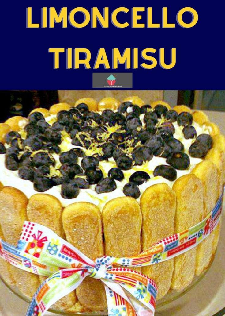 Limoncello TiramisuH