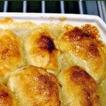 Mom's Apple Dumplings