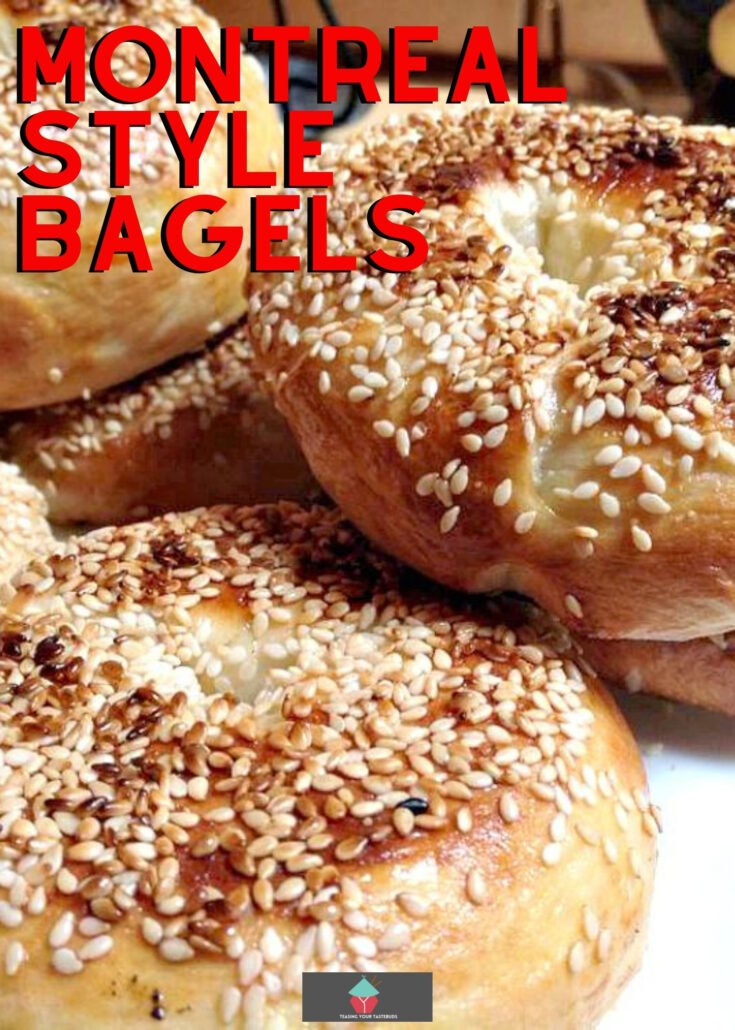 Montreal Style BagelsH